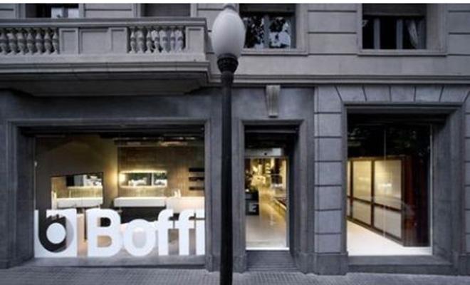 Boffi negozio esarc srl for Boffi cucine milano